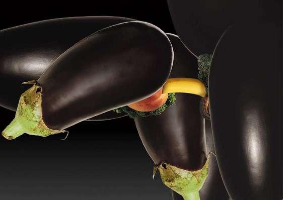 Овощи в сексе