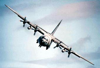 Hercules С-130, фото сайта worldweapon.ru